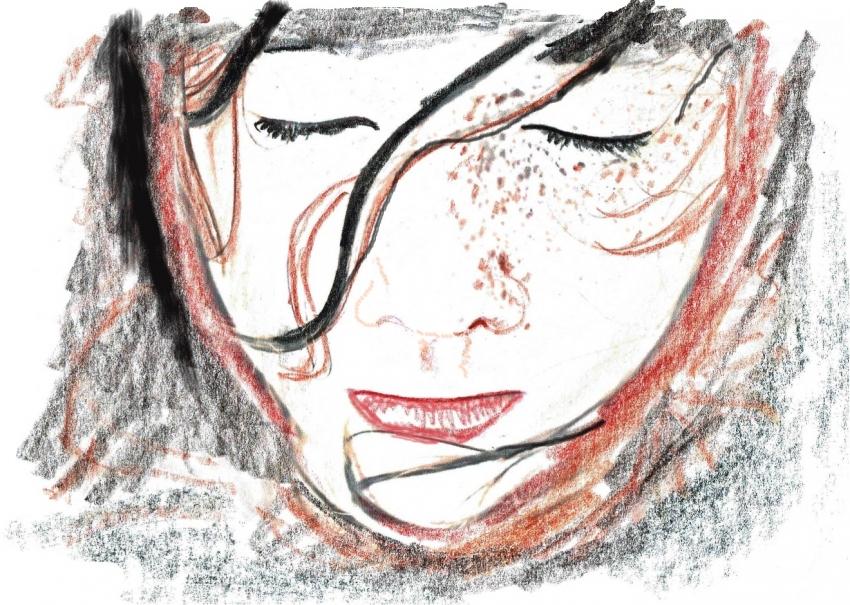 Cristina Hoch by brainfree